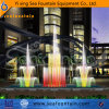 Outdoor European Style LED Light Decorative Music Fountain