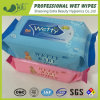 Antibacterial Baby Wet Tissues Soft Organic Baby Wipes