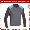 Fancy Blue Grey Fashion Mens Tight Rash Guards (ELTRGI-13)