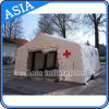 Emergency Event Inflatable Military Camouflage Color Tent, Inflatable Giant Tent, Inflatable Army Tent