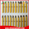 Higher Performance ANSI Carbide Brazed Tools/ Turning Tool Sets