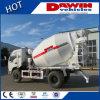 Competitive China 4m3 Concrete Mixer Truck