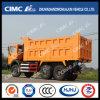 Beiben/North Benz 6*4 Dump Truck with Cimc Huajun 5-Door-Cargo-Box