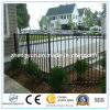 Black Steel Fence/Galvanized Steel Fence Gate/ Black Aluminum Fence