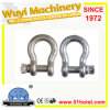 Us Type Carbon Steel Drop Forged Shackle