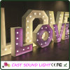 Customer Hollywood Style Marquee Letter/3D Letter Sign Lights