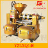 Automatic Oil Press Air Pressure System Yzlxq140 Screw Oil Press
