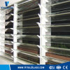 Green/Blue/Bronze Louver Glass for Windows/Bathroom Glass