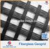 Asphalt Paved Fiberglass Geogrid Price