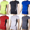 Compression Fitness Cricket Sublimation Jersey Customized Tshirt