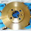 Auto Spare Parts Front Brake Disc Bj1y-33-25X for Mazda