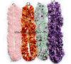 Semi Precious Stone Fashion Crystal Necklace Jewelry Sets <Esb01324>