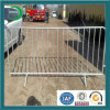 Temporary Crowd Control Barrier Fence with Galvanizing