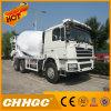 3axle 6X4 12t Concrete Mixer Truck