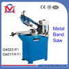 Solid Iron Steel Bar Horizontal Metal Cutting Band Saw (EBS-4023)