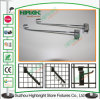 Durable Metal Display Shelf Hook for Supermarket and Shops