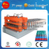 High Quality Steel Glazed Roof Tile Roll Forming Machine