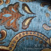 Jacquard Chenille Cloth 100% Polyester for Furniture