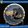 Customized Design Souvenir Coin Metal Challenge Coin