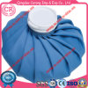 Hot and Cold Treatment Reusable Blue Fabric Ice Bag
