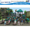 Children Outdoor Playground School Plastic Slide Play Equipment HD-Kq50037A