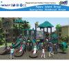 Children Outdoor Playground School Plastic Slide Play Equipment HD-Kq50037A