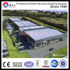 Steel Structure Prefabricated Exhibition Building