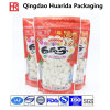 Food Grade Plastic Packaging Pouch for Snack/Nuts with Clear Window