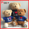 Various Size Custom Made Tourist Gift Sourvinir Teddy Bear