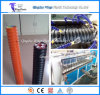 Cod Cable Protection Pipe Making Machine / Corrugated Optic Duct Extrusion Line