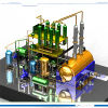 Pollution Free Distillation Plant for Sludge Oil