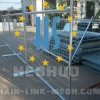 High Quality Galvanized Temporary Construction Fencing