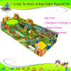 Amusement Park Plastic Soft Indoor Playhouse Children Playground Fitness Equipment