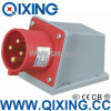 Surface Mounted Plug with European Standard (QX-348)