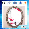 4mm Decorative Clear Antique Silver Mirror
