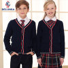 New England School Uniform Sweaters Factory Primary Kids Uniform