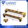 (GDC0302A/B) Hot Sale Classical Antique Brass Kitchen Cupboard Handles