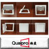 PS &ABS plastic ceiling tile panel AP7611