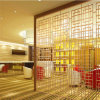 High Quality Stainless Steel Interior Decorative Curtain Wall Panel Design Made in China