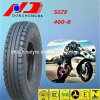 Straight Horizontal Groove Pattern 450-12 400-12 Motorcycle Tyre