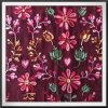 Rayon Fabric with Chain Emb