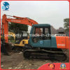 Used Japan-Make 12ton Free-New-Refurbishment Hydraulic-Transform 0.1~0.5cbm Hitachi Ex120-3 Crawler Excavator