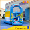 Kid Toy Blue Aquatic Inflatable Bouncer (AQ01121)
