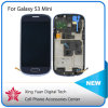 Wholesale Cell Phone Accessories Mobile LCD Screen Repair LCD for Samsung Galaxy S3 I8190n Mini I8190 LCD, for Samsung