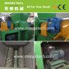 Agricultural dirty plastic film shredder machine