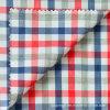 100% Cotton Melange Yarn Dyed Fabric