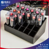 Acrylic Cosmetic Display 24 Slots Lipsticks Stand Holder