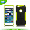 Dual Layer Tough Rugged Kickstand Hybrid Armor Heavy Duty Shockproof Case for iPhone 6s Plus