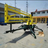 Most Popular Spider Man Mobile Trailer Mounted Boom Lift
