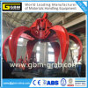 Hydraulic Orange Peel Refuse Grab Rotary Grapple for Power Plant